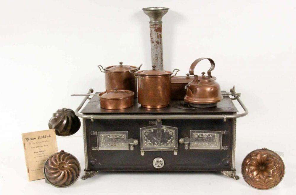 Küchenhexe Gebraucht » Oma`s küchenhexe küchenherd holzofen ...