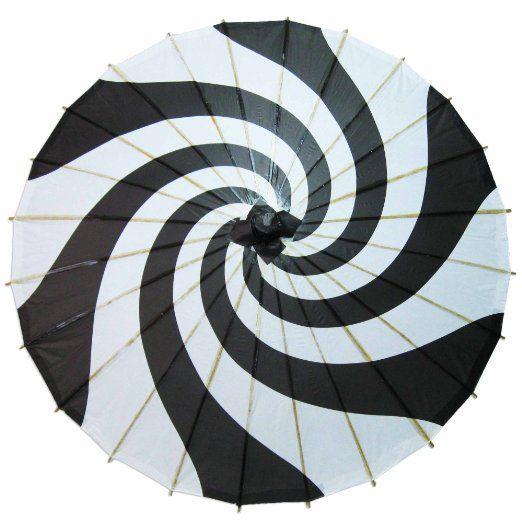 En Route Travel Umbrella with Bright Reflective Trim.
