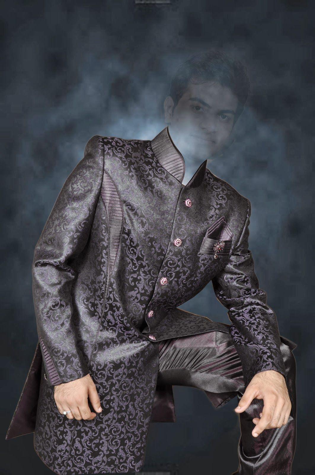 Man Pose In Sherwani Dress Psd File Adobe Photo Photoshop