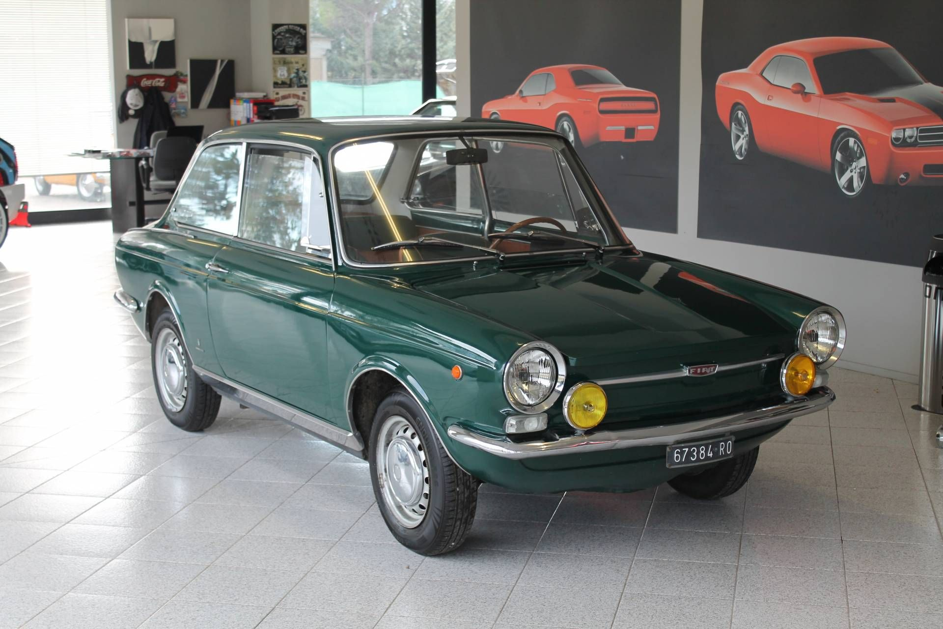Fiat 850 Speciale Carros Carros Classicos