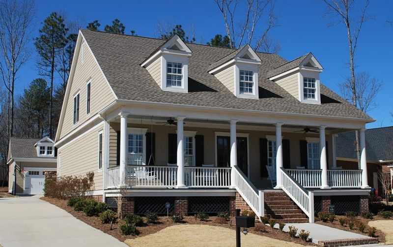 Southern House Stylish 32 Tim Barron\'s Southern Homes: Southern Home ...