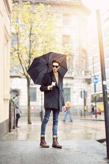 H&M Isabel Marant, H&M Jeans, H&M Boots, Topman Mustard Jumper