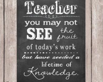 Inspirational Teacher Quotes Sayings - Diilz.com