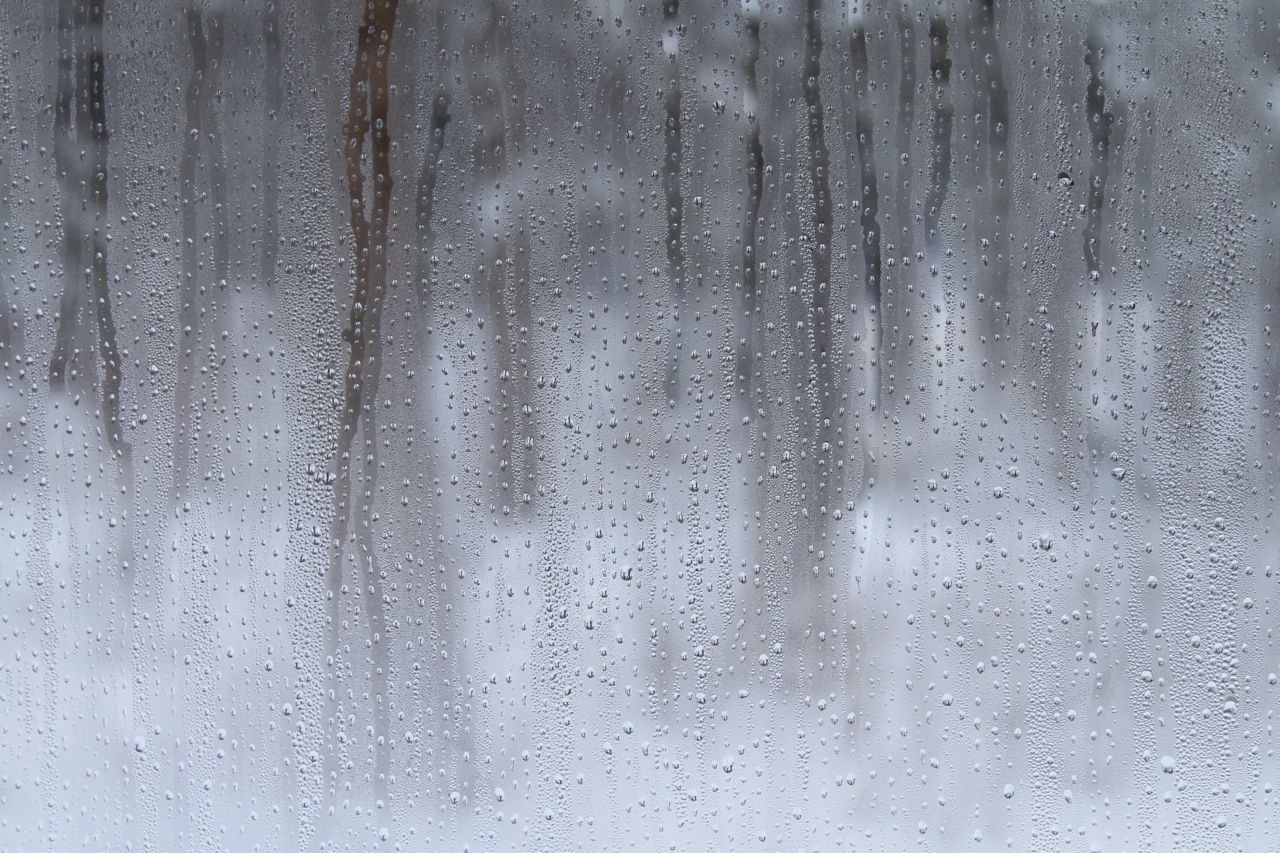 Winter Landscape through a Window | Landscapes Landscapes 2 Wildlife Travel Doorways Rain ...