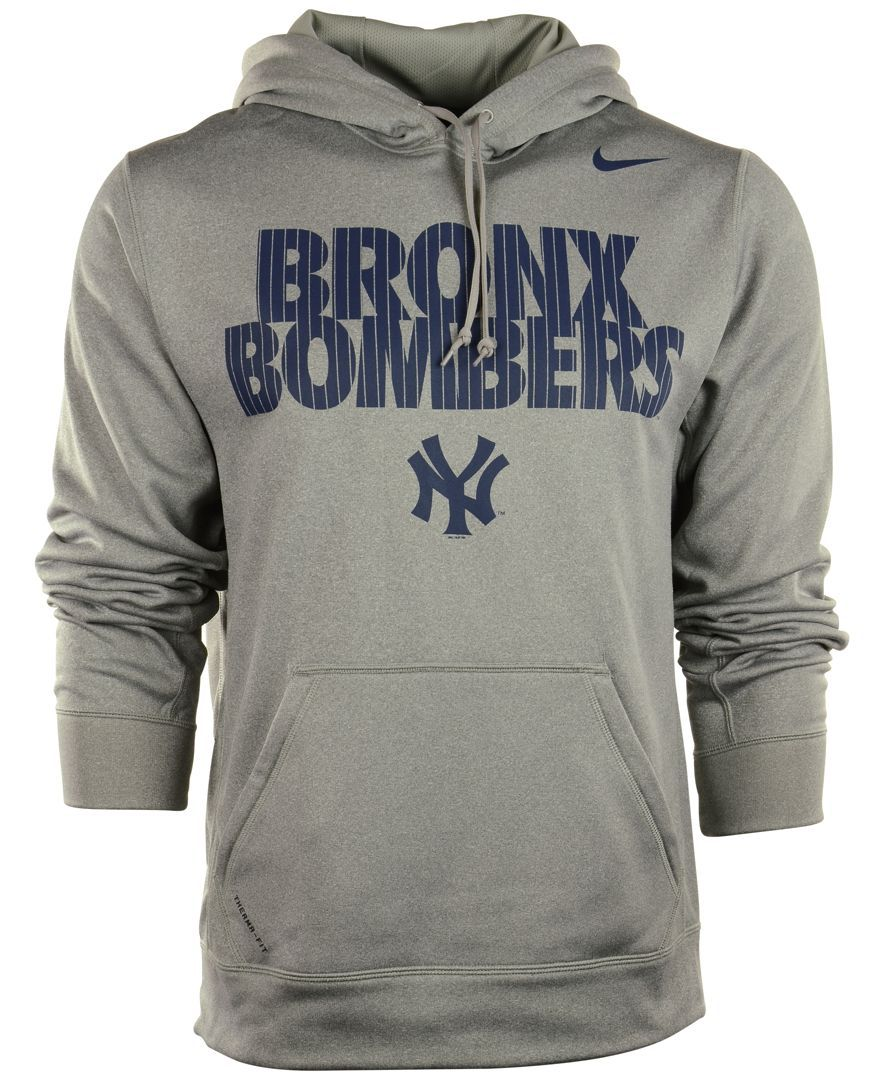 online retailer 1c8b2 9409d Nike Men's New York Yankees Bronx Bombers Hoodie | Products ...
