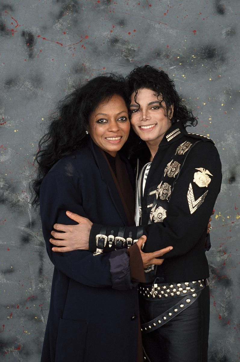 "Diana Ross & Michael Jackson: ""I 'm crazy about Michael. He's been my inspiration. He's a very gentle, wonderful human being, one of the special ones in this universe & I don't even know if he knows how special he is. I like to rub shoulders with talent. He's got good vibrations. His aura is only about love. So I like being with him."" - Diana Ross"