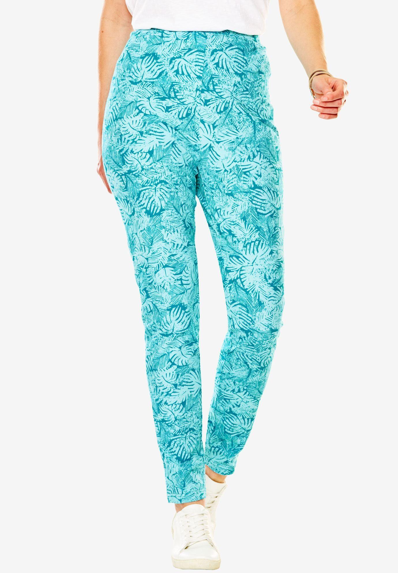 1ee144e2de5 Stretch Cotton Printed Legging