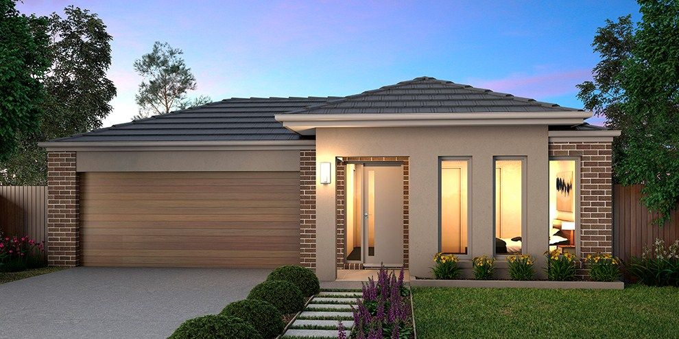 Fachadas de casas modernas de un piso buscar con google for Casas modernas acogedoras