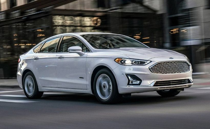2019 Ford Fusion All You Need To Know Carros