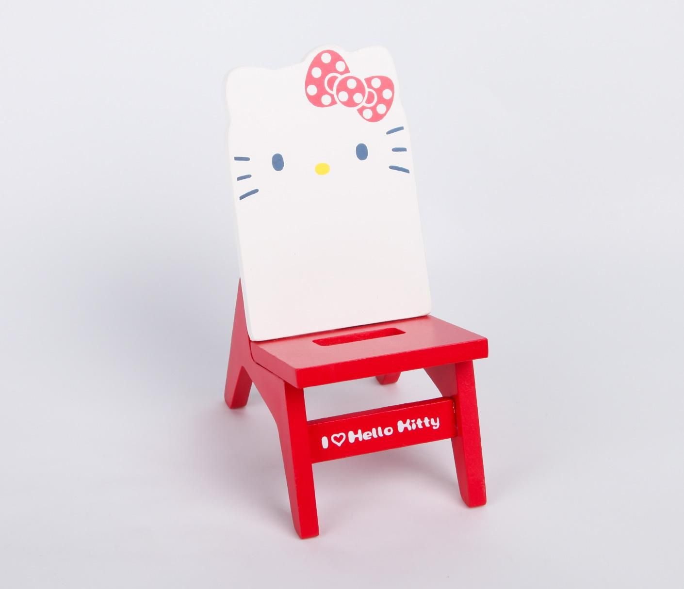 Hello kitty computer chair - Hello Kitty Cell Phone Stand Face 16