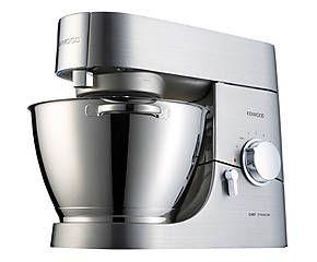 Robot da cucina Chef Titanium argento 1400 W - KMC050 | ACCESSORI ...