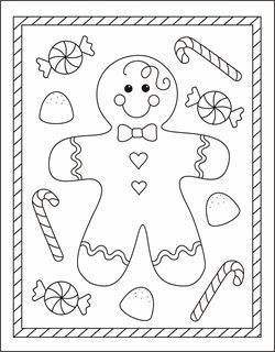 Free Christmas Coloring Pages Gingerbread Man Coloring Sheets Gin Printable Christmas Coloring Pages Free Christmas Coloring Pages Christmas Coloring Pages
