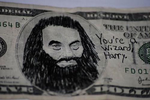 Haha, I love crazy Harry Potter fans :)