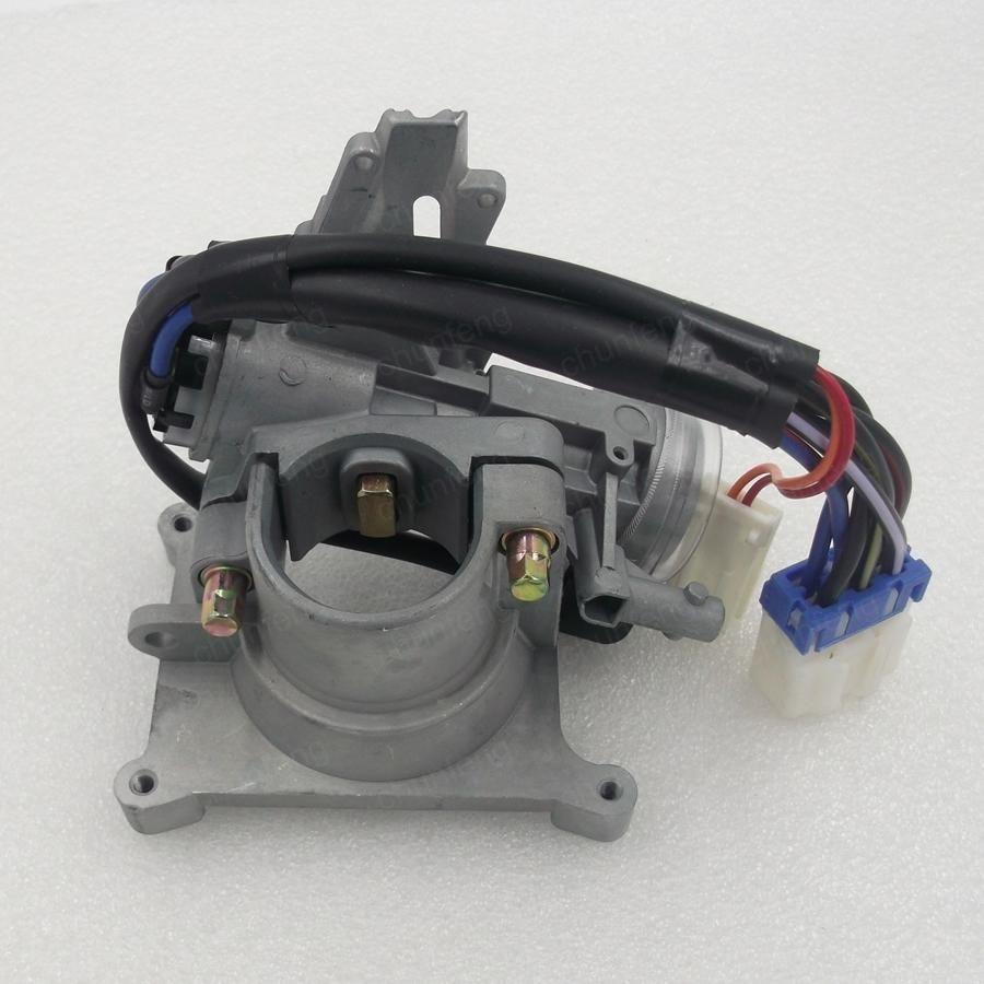 For Mitsubishi Pajero V31 V32 V33 Cheetah Kingbox Jones Spark Ignition Switch Lock Core Seat Assembly Parts Mitsubishi Pajero Auto Mitsubishi