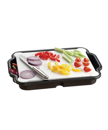 Another great find on #zulily! Barbecue Food Prep Station by Prodyne #zulilyfinds