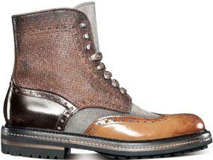 Santoni Men's Milano Boot.   Luxury shoes, Shoe brands, Shoes