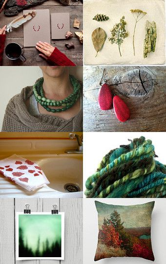 forest land by shellie on Etsy--Pinned with TreasuryPin.com