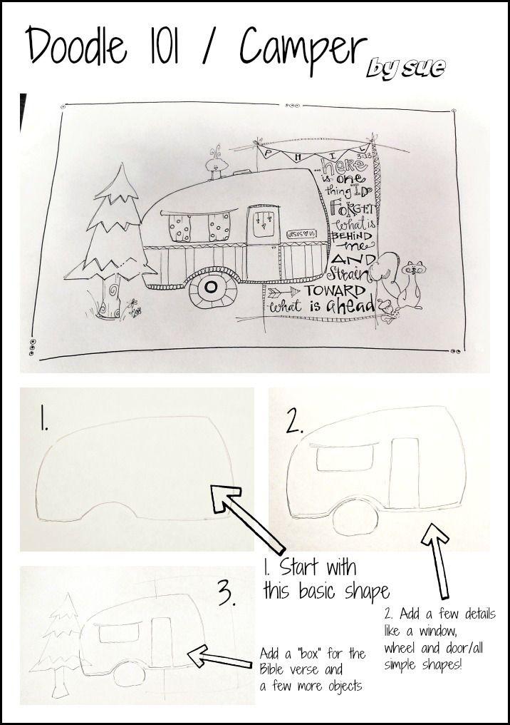 Doodle 101 Click On Images For Pdf Dibujo Paso A Paso Dibujos Faciles Manos Dibujo