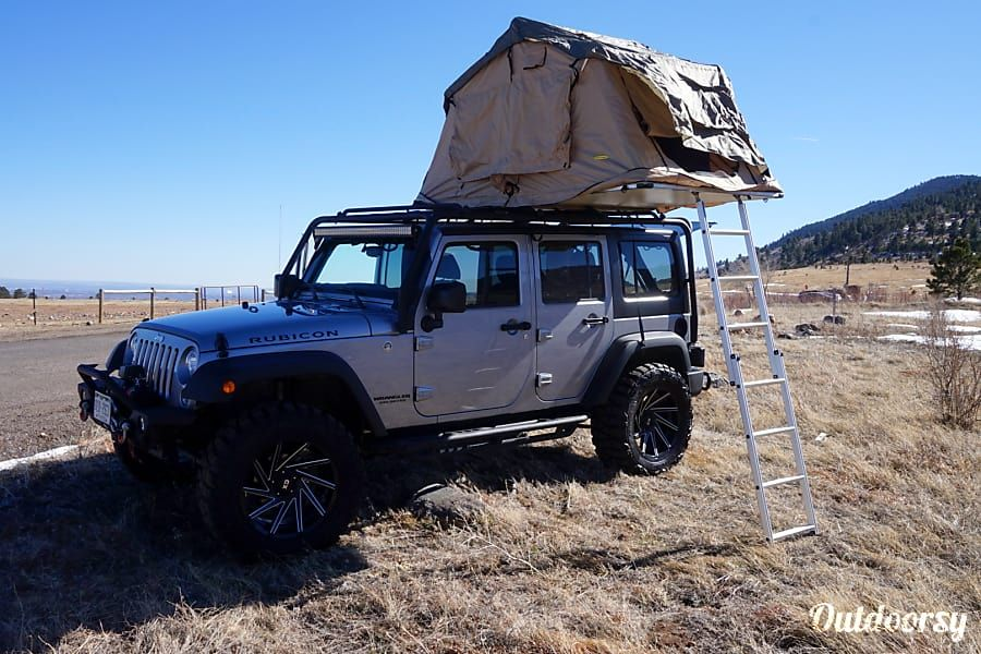 Jeep Wrangler Rubicon 4 Door Welcome To Overland Discovery We
