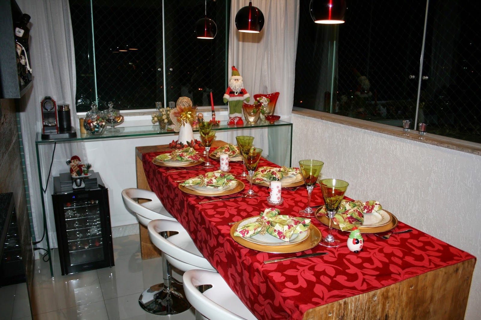 Inspiração: Natal na minha casa