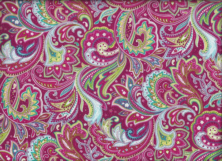 2019 year look- Paisley Pink backgrounds video pictures