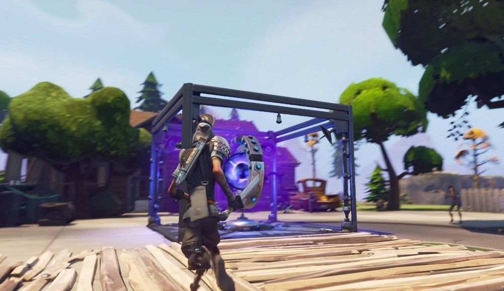 Fortnite Protect The Servers Solo Pin On Gaming