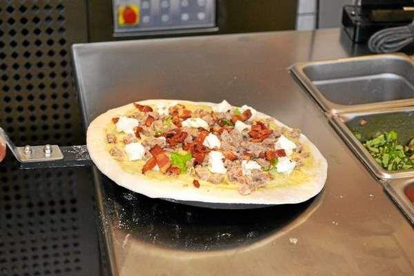 Restaurants A Revolutionary Pizza Concept Develop By Thinkingfoods Un Concepto Revolucionario De Desarrollado