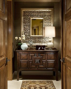 Mediterranean Entry Photos Foyer Design, Pictures, Remodel, Decor and Ideas - page 25