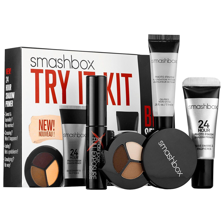 Sephora Smashbox Try It Kit makeupvaluesets from