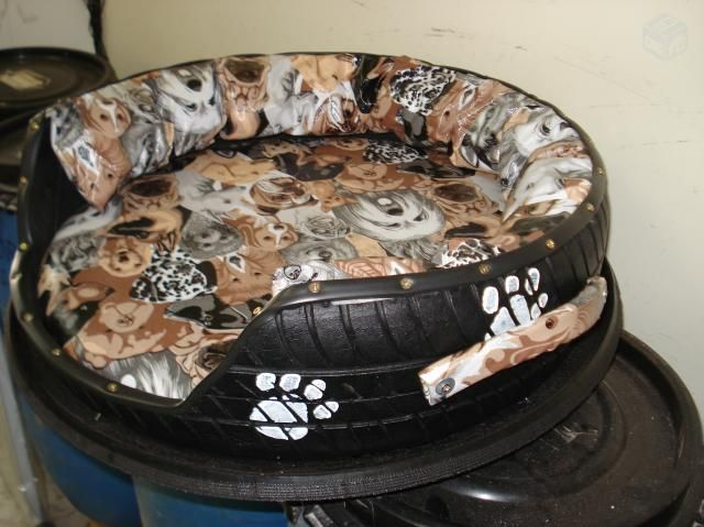 caminha p c es e gatos artesanato pinterest pneu am nagement ext rieur et r cup. Black Bedroom Furniture Sets. Home Design Ideas