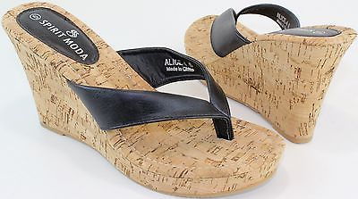 New Women s Fashion Summer Flip Flops Sandals High Heel Platform Wedge Thong  - EXCLUSIVE DEAL! BUY NOW ONLY  17.99 90389f72051f