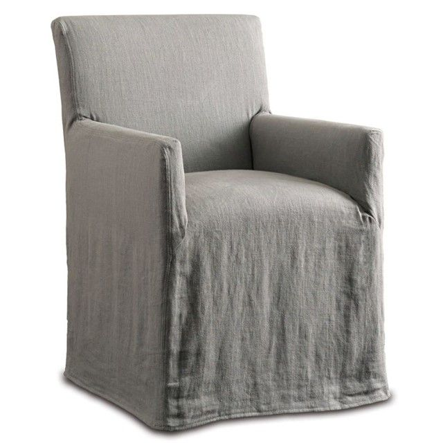 Brownstone Marcel Pewter Chair BSMR203