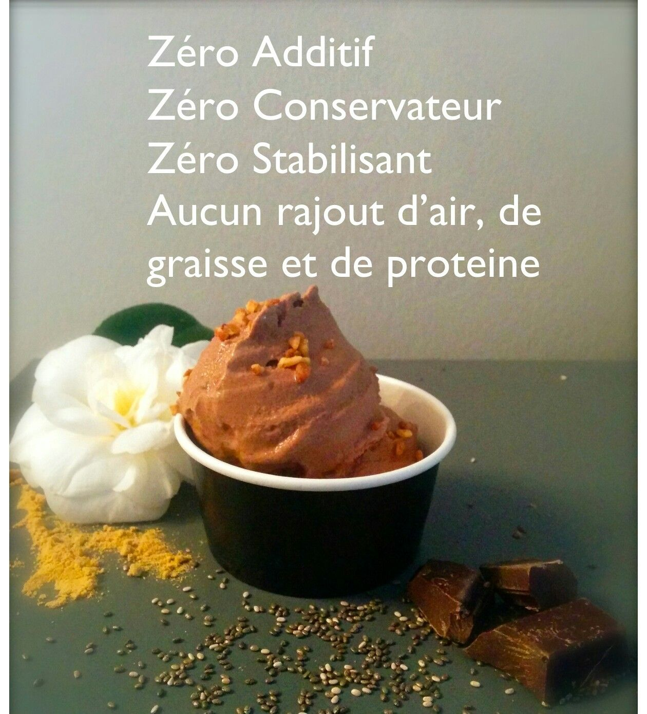 glace azote liquide moleculaire  liquid nitrogen ice cream molecular