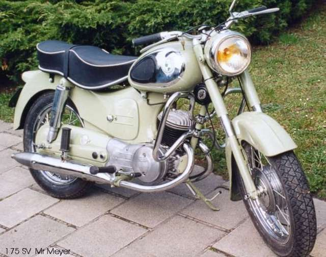 Puch 175 Sv