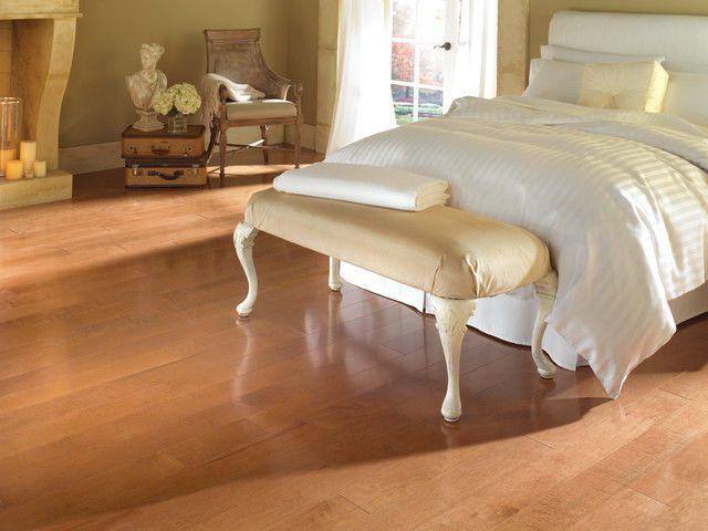 Maple Engineered Hardwood Flooring CLOSEOUT Click Lock Floating Floor  $1.39/SQFT