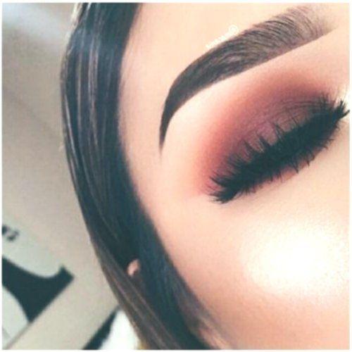 》》》 @ɪsᴀʙᴇʟʟᴀғᴀʙᴀ Dusty mauve simple smoked eye eyeshadow... 》》》 @ɪsᴀʙᴇʟʟᴀғᴀʙᴀ Dusty mauve simple smoked eye eyeshadow...