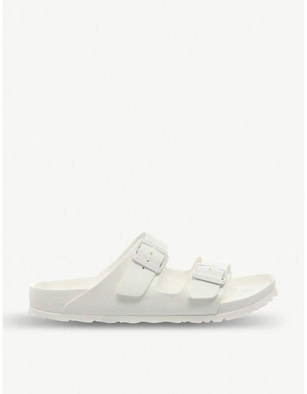 c13226957eb Birkenstock Arizona faux-leather sandals