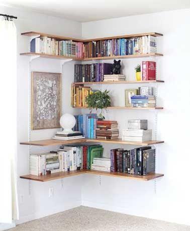 8 astuces rangement pas cher pour la maison tout. Black Bedroom Furniture Sets. Home Design Ideas