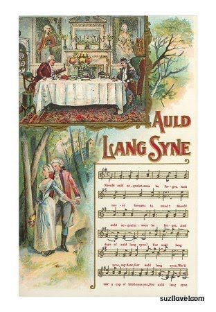 Happy new year all christmas cards pinterest auld lang syne m4hsunfo