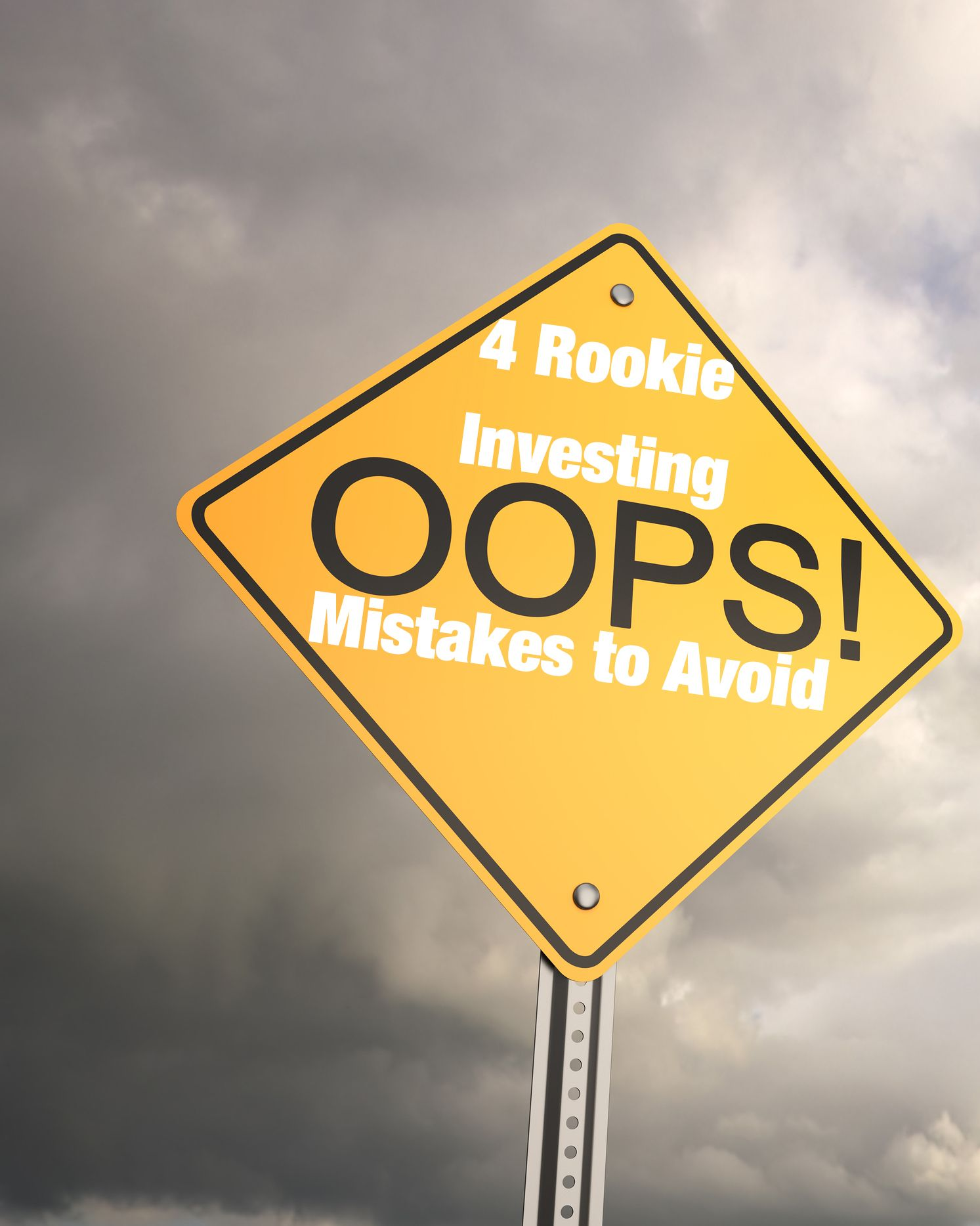4 Rookie Investing Mistakes To Avoid Trucrowd