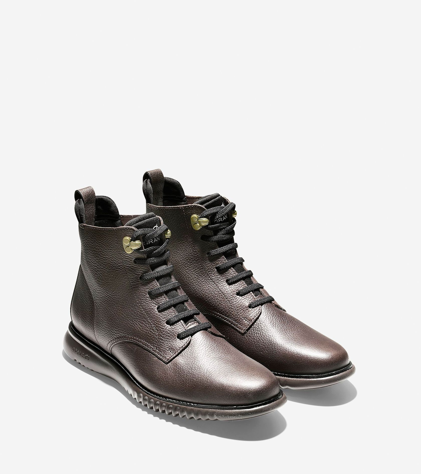 classcic hoard as a rare commodity buying now Men's 2.ZEROGRAND Waterproof City Boots in Java | Cole Haan ...