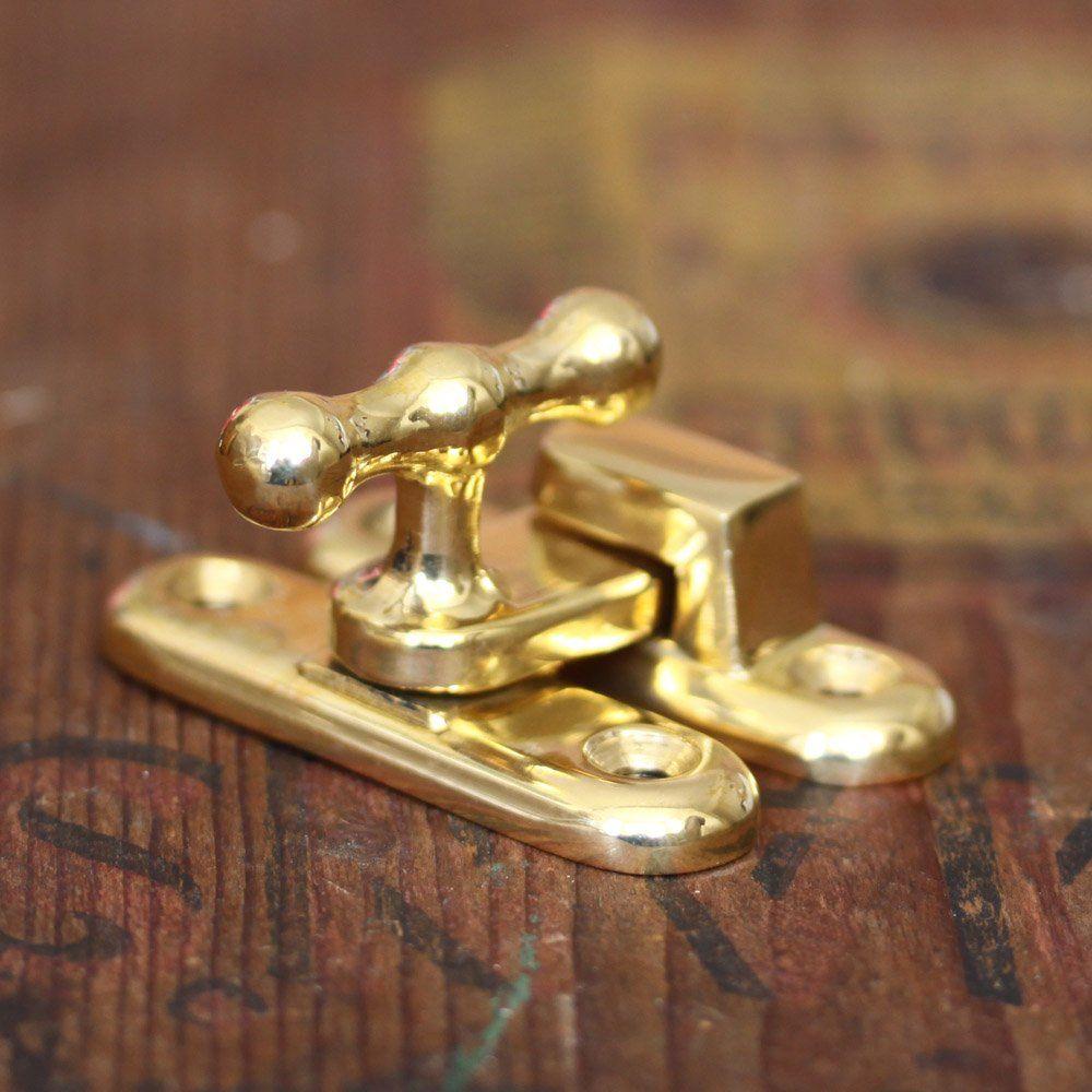 Brass · Brass Cupboard Catch