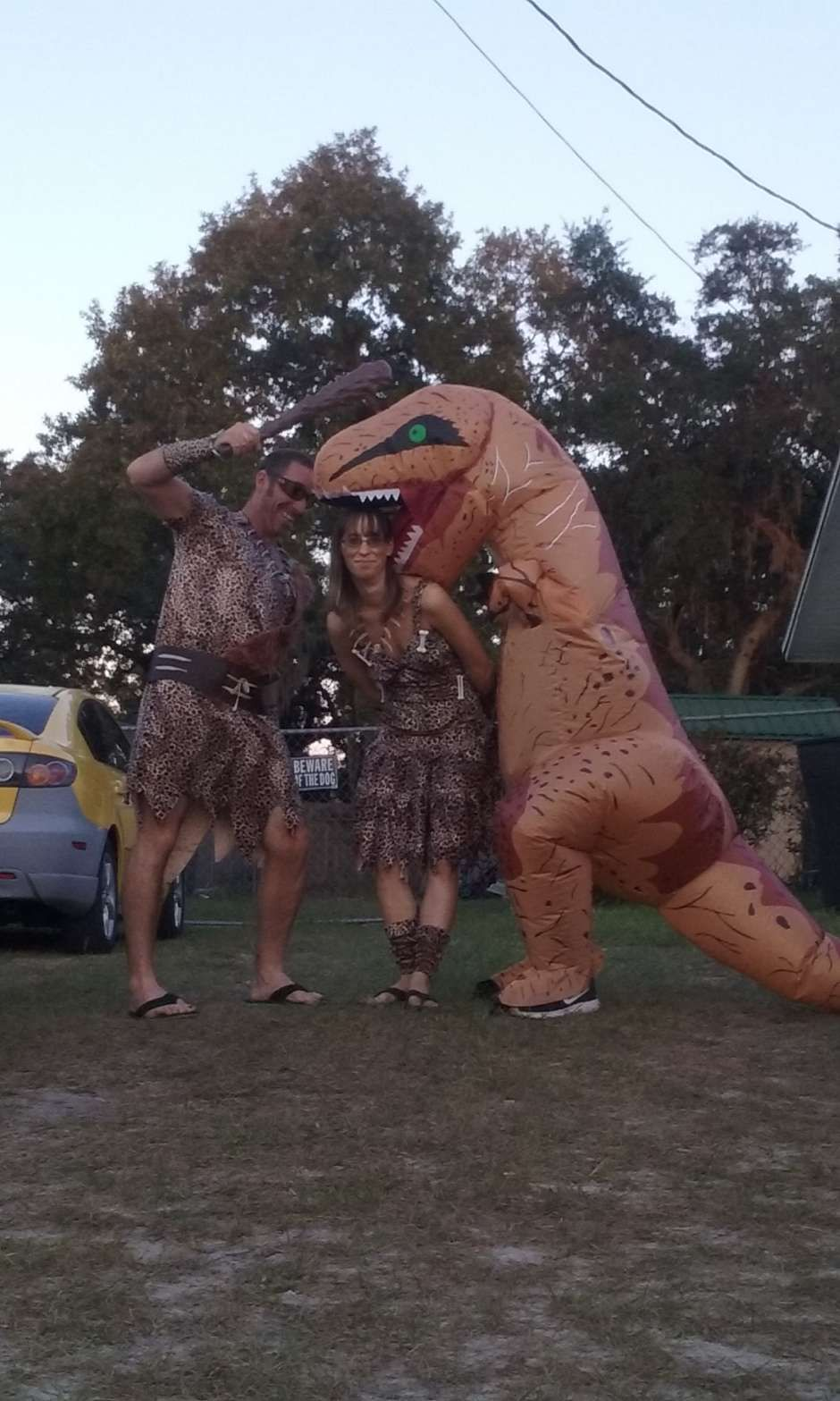10 Hilarious Dinosaur Costumes (+ An Epic Inflatable TRex