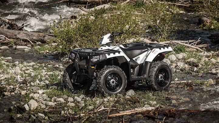 New 2016 Polaris Sportsman® 850 ATVs For Sale in Florida. Polaris Pursuit® Camo Powerful 78 Horsepower ProStar™ 850 Twin EFI Engine On-Demand All Wheel Drive Industry's Best Value 800 Class ATV