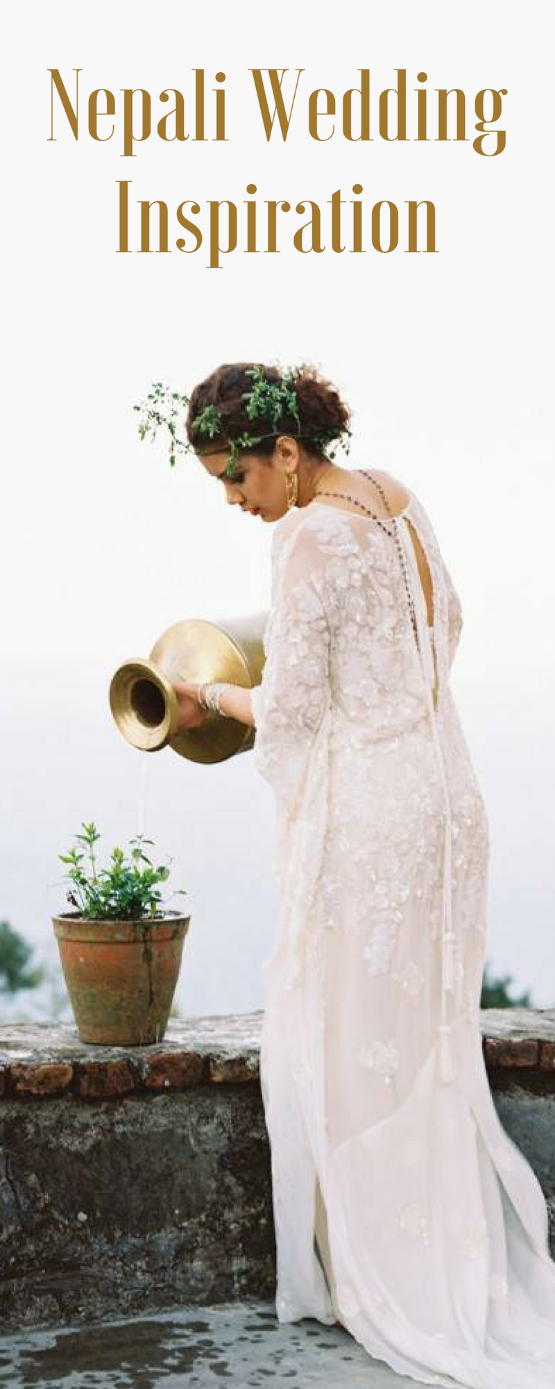In the Midst of Devastation - Hope. A Nepali Wedding Inspiration ...