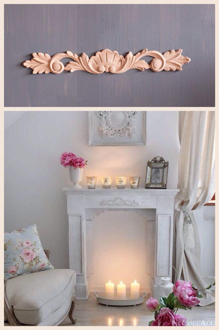 mateau de chemnee moulure decorative d coration maison. Black Bedroom Furniture Sets. Home Design Ideas