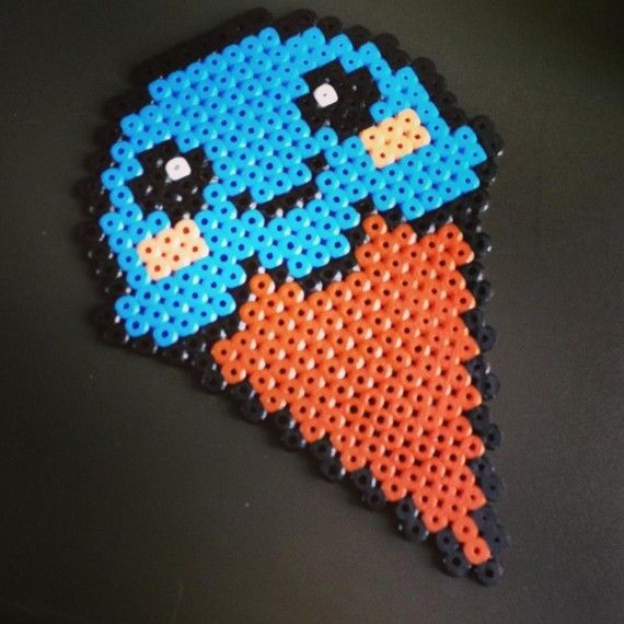 Pin By Emily Anson On Asian Inspired Perlercross Stitch