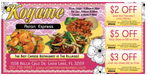 Koyame Asian Express Order Chinese Food Best Chinese Restaurant Food Picks