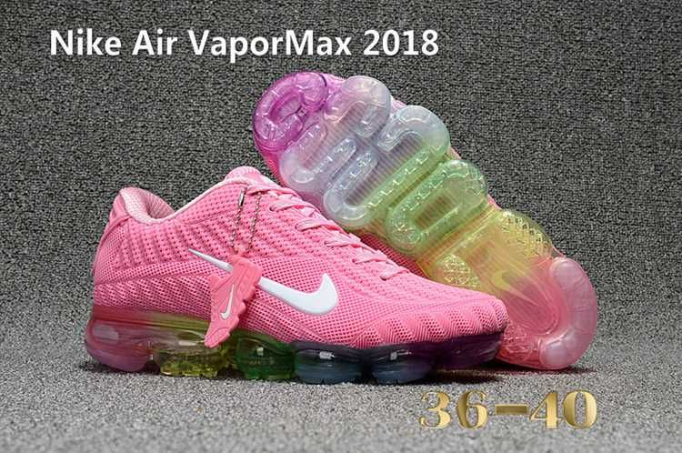e9e17541760ce Nike Air Vapor MAX 2018 KPU Running Women Pink Red White 36-40 in ...