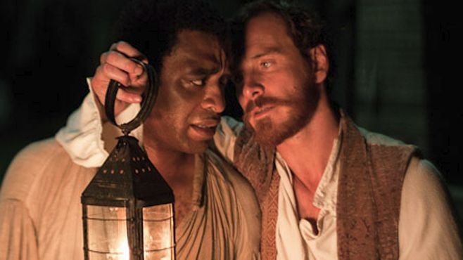 12 YEARS A SLAVE: Very touching. Some scenes will really compel you to feel the pain... Awesome! :)
